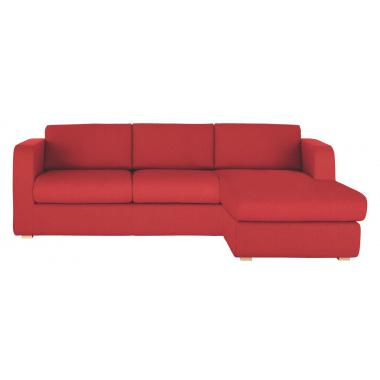 Красный диван Porto